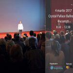 3 şi 4 martie – primul eveniment de gazing la Bucureşti