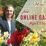 1 – 5 aprilie, noi sesiuni cu Braco