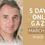 5 zile de sesiuni în direct cu Braco